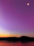 Night scenery, Zimbabwe Royalty Free Stock Images