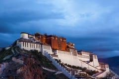 Free Night Scenes Of Potala Palace Royalty Free Stock Photos - 20652158