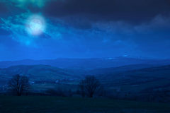 Night scenic view Stock Images