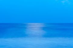 Night sea Stock Photography
