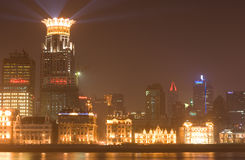Night Shanghai 13 royalty free stock images