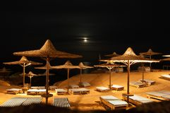 Night in Sharm Royalty Free Stock Images