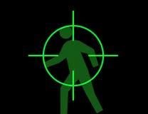 Night sight sniper