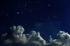 Night sky Stock Photos