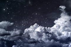 Night sky Royalty Free Stock Photos