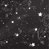 Night sky full of stars Royalty Free Stock Images