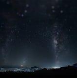 Night sky Royalty Free Stock Photography