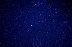 The night sky. Stock Photography