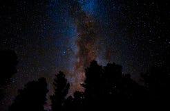 The Night Sky Royalty Free Stock Photo