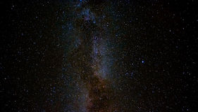 The Night Sky Stock Photography