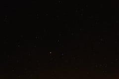 Night Sky With Stars Royalty Free Stock Photo