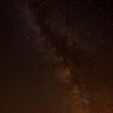 Night sky with stars and milky way 5 Royalty Free Stock Photography