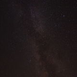Night sky with stars and milky way 6 Stock Images