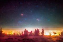 Night Sky Royalty Free Stock Image