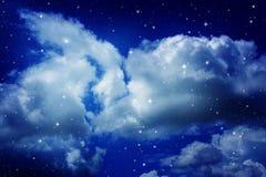 Night Sky With Stars Royalty Free Stock Image