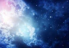Night Sky With Stars Stock Photos