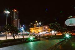 Vacation in Nha Trang stock image