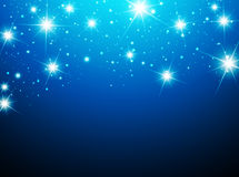 Night Star Background Royalty Free Stock Images