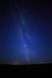 Night starry sky background. Stock Image