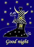 Night stars Royalty Free Stock Image