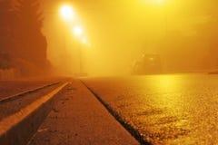 night street Στοκ Φωτογραφίες