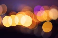 Night street. Royalty Free Stock Image