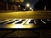 Night street Royalty Free Stock Photos