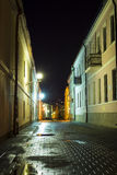 Night street Royalty Free Stock Image