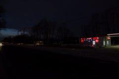 Night street Stock Images