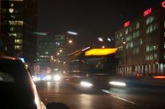 Night street view Stock Image