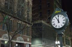 Night street Stock Photography