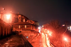 Night on Tarnovo Stock Photo