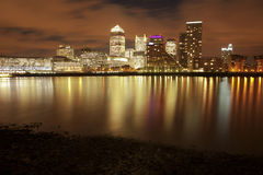 Night time Royalty Free Stock Photography
