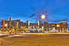 Lambeau Field, Green Bay, Wisconsin stock image
