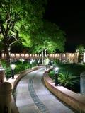 Night time photoshoot. Night time lighting photography royalty free stock photos