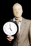 Night Time Is Prime Time For Crime Time Stock Images