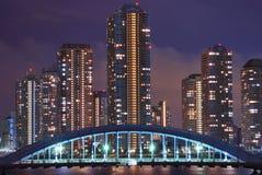 Night Tokyo Stock Image