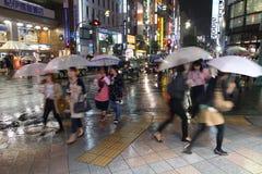 Night Tokyo Royalty Free Stock Image