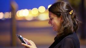 Night Tourism stock video