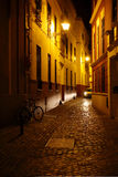 Night In Town Royalty Free Stock Image