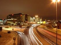 Free Night Traffic Stock Photo - 3132480