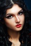 Night vampire style Stock Image