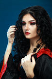 Night vampire style Royalty Free Stock Photo