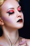 Night vampire style Stock Images