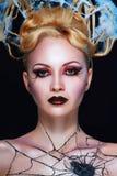 Night vampire style Stock Photo