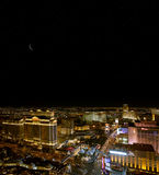 Night vegas Royalty Free Stock Photography