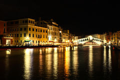 Night in Venice Royalty Free Stock Photo