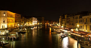 Night in Venice Royalty Free Stock Image