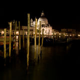 Night in Venice Stock Photos