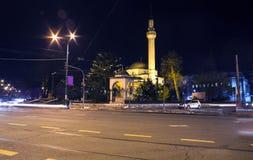 The Ali Pasha`s Mosque or Ali Pasha Mosque, Sarajevo Stock Photography